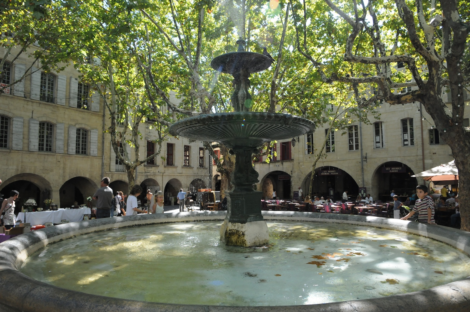Uzes France Pictures And Videos And News Citiestips Com
